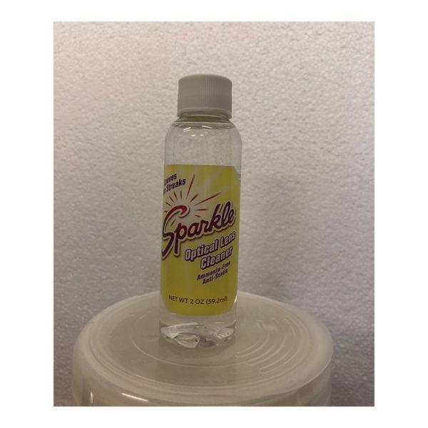 2 Ounce Bottle of Lens Cleaner
