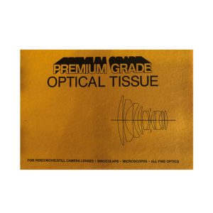 50 Tissue Booklet of Lens Paper