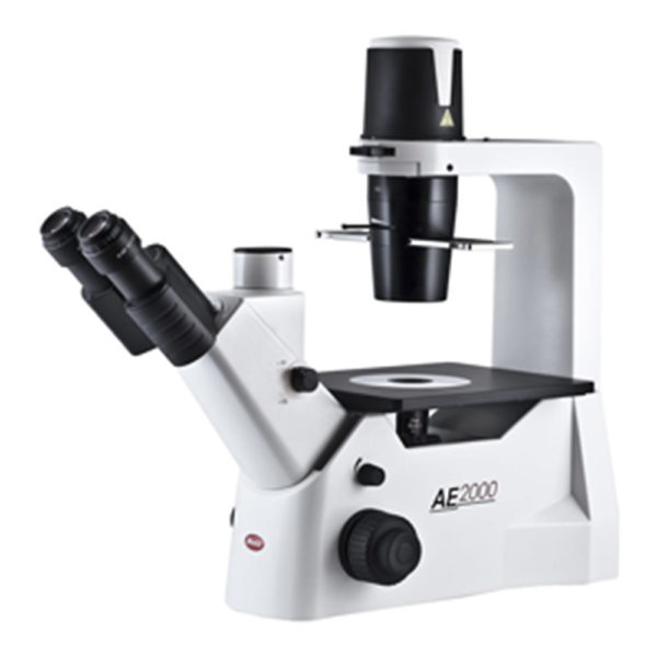 Motic AE2000 Inverted Microscope