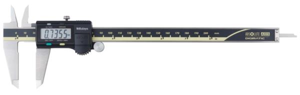 caliper with encoder, no output