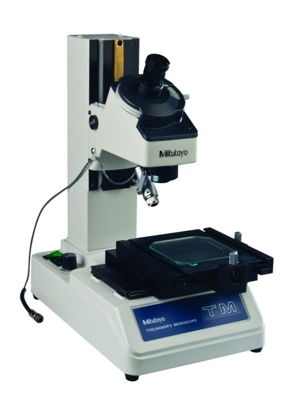 compact toolmakers microscope
