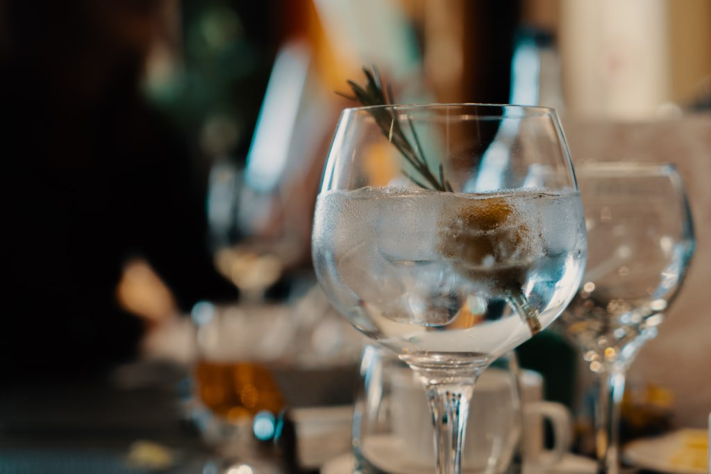 A gin and tonic, a byproduct of fighting malaria